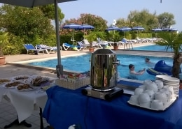 piscina vacanza jesolo venezia